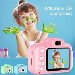 Cute <font><b>Kids</b></font> Mini Digital Photo 1080P <font