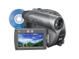 Sony DCR-DVD205 1MP DVD Handycam Camcorder with 12x Optical