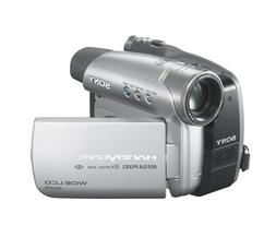 Sony DCR-HC46 MiniDV 1MP Digital Handycam Camcorder with 12x