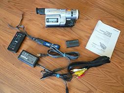 Sony DCR-TRV110 digital8 NTSC camcorder plays 8mm & Hi8 anal