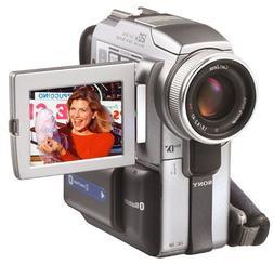 "Sony DCRPC120BT MiniDV Camcorder w/ 2.5"" LCD, Memory Stick,"