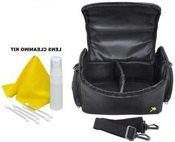 Deluxe Camera Carrying Case bag for Sony Digital Camera and