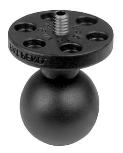 Ram Mount 1-Inch Diameter Ball with 1/4-Inch-20 Stud for Cam