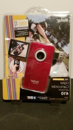 Vivitar Digital Camcorder With Camera 410