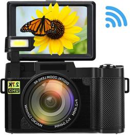 For Best Vlogging Camera for YouTube Cheap WIFI Kit Video Ac