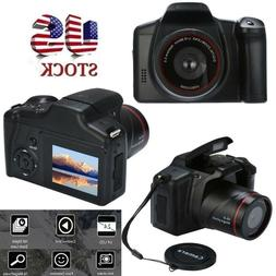 Digital Full HD 720P 16xZOOM Camera Professional Video Camco