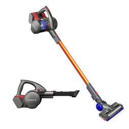 Cordless Handheld Stick Vacuum Cleaner Carpet Floor Dust Col