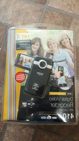 Vivitar Digital Video Recorder DVR 410 Handheld Travel Camco