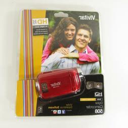 Vivitar Digital Video Recorder DVR 506 Camcorder Camera 4x D