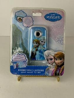 Disney's Frozen Digital Video Camcorder with 1.5-Inch LCD Sc