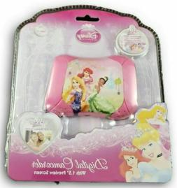 Disney Princess Digital Camcorder w/Preview Screen & USB Con