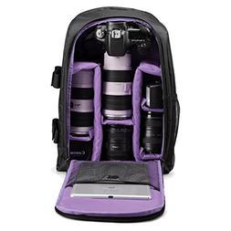 YiYiNoe DSLR Camera Backpack Bag for Lenses,Photography Acce