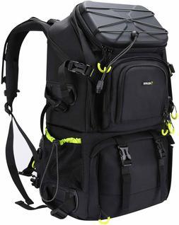 Endurax Extra Large Camera DSLR/SLR Backpack for Outdoor Hik