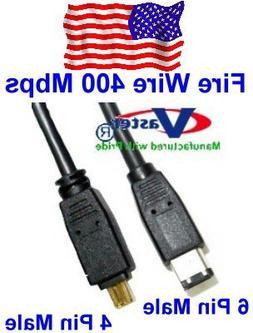 DV iLink Fiwire Cable, DV Cable, 24 K IEEE 1394 Firewire in