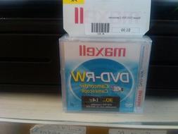 Maxell DVD-RW Camcorder Discs