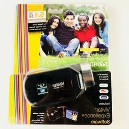 "Vivitar DVR 560 HD Video Camcorder 1.8"" Preview Screen 4x"