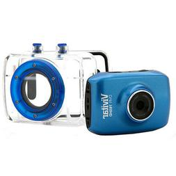 Vivitar DVR 785HD Camcorder -  Blue