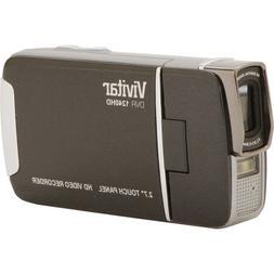 Vivitar DVR1240HD-BLK 12.1MP Full HD Digital Camcorder with