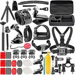 Essentials Accessories Kit GoPro Hero 5,4,3,2,1 Session Hero