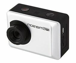 Emerson EVC655SL 1080P HD Action Cam, 2 Display, 12 megapixe