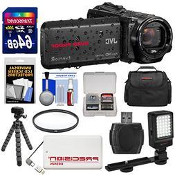 JVC Everio GZ-R440 Quad Proof Full HD Digital Video Camera C