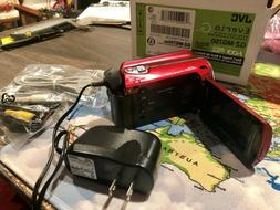 JVC EVERIO GZ-MG750 HARD DISC CAMCORDER BRAND NEW