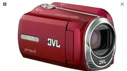 JVC EVERIO GZ-MG750 HARD DISC CAMCORDER SILVER BRAND NEW PAL
