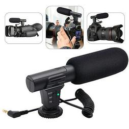 Panasonic AG-AC90A AVCCAM Camcorder External Microphone Vidpro XM-88 13-Piece Professional Video /& Broadcast Unidirectional Condenser Microphone Kit