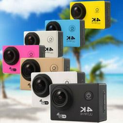 F60 Allwinner 4K Action camera V3 4K/30fps 1080P/60fps 720P/