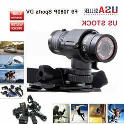 F9 FHD 1080P Bike Motorcycle Helmet Sport Camera Video Recor
