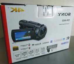 Sony FDR-AX33 4K Ultra HD Video Handycam Camcorder ✔NEW✔