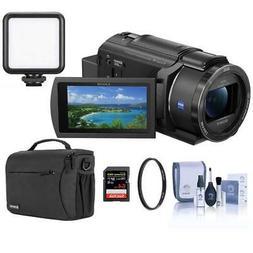 fdr ax43 ultra hd 4k handycam camcorder