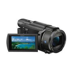 Sony FDR-AX53 16.6MP 4K Ultra HD Handycam Camcorder, Black #