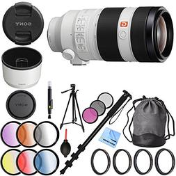 Sony FE 100-400mm f/4.5-5.6 GM OSS Full Frame E-Mount Lens