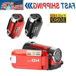 FHD 1080P 16MP 16X ZOOM Digital Video Camera DV Video Camcor