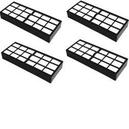 HQRP Filter 4-Pack for Eureka Surface Max 200 2977AV Upright