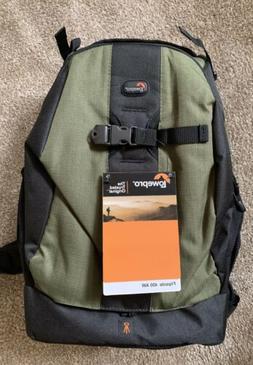Lowepro Flipside 400 AW Pro DSLR SLR Camera Backpack Bag wit