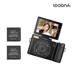 <font><b>Andoer</b></font> 1080P 15fps Full HD 24MP 4X Digit