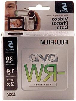 Fujifilm 25302425 1.4GB Mini DVD-RW for Camcorder