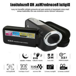 "Full HD 1080P 2.1"" LCD Digital Video Camera Camcorder DV 16X"