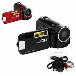 "Full HD 1080P 2.7"" Digital Zoom Video Camera DV Camcorder 16"