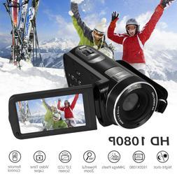 "FULL HD 1080P 24MP 3""LCD 18X ZOOM Night Vision Digital Video"