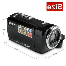 FULL HD 1080P 16MP LCD 16X ZOOM Night Vision Digital Video D