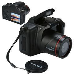 Full HD 1080P Digital Video Camcorder Camera 4K DV 2.4'' TFT