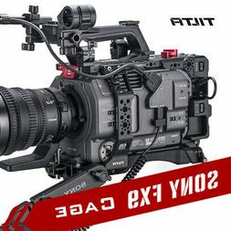 fx9 camera cage rig for sony pxw