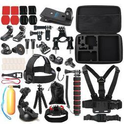GoPro Hero 7/6/5/4/3/2/1 Essential Accessories Kit Hero Sess
