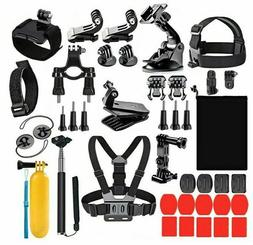 GoPro HERO Action Camera Accessories 42 in 1 Kit for Gopro 8