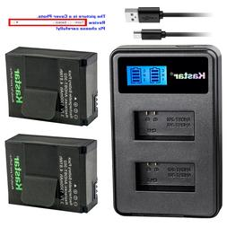Kastar GOPRO3 Battery Charger for GoPro AHDBT-201, AHDBT-301