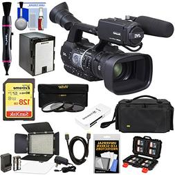 JVC GY-HM620U ProHD Professional Mobile News Camcorder with