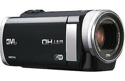 JVC GZ-EX210 HD Camcorder | with: Extended Battery | 32GB SD